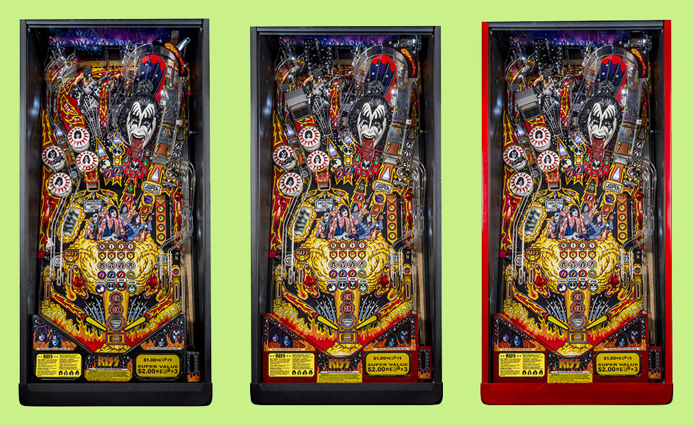Partnering with rock royalty like kiss is a natural for us said gary stern chairman and ceo of stern pinball the kiss legacy is admired generation